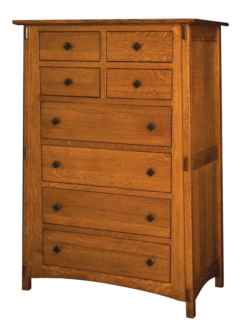 McCoy 8 Drawer Chest