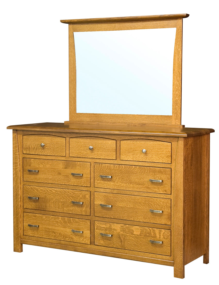 Mondovi 9 Drawer Dresser