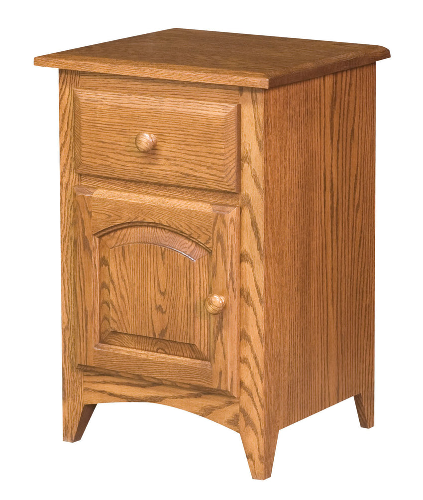 Shaker 1 Drawer 1 Door Night Stand