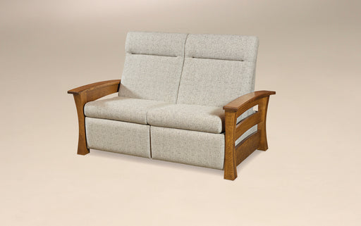 Barrington Wallhugger Reclining Loveseat