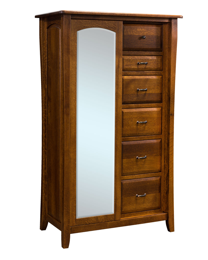 Berkley Sliding Door Armoire