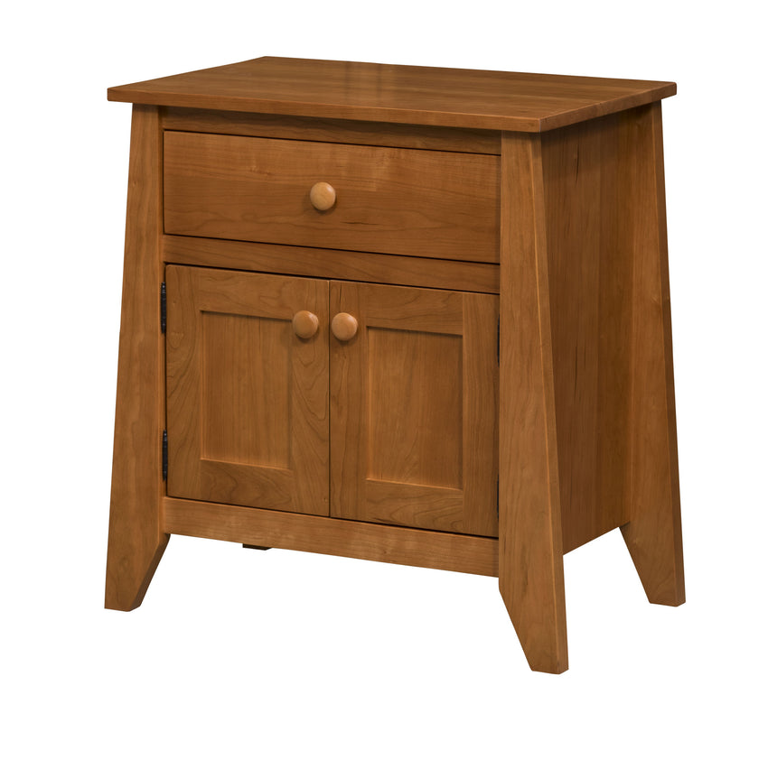 Berwick 1 Drawer 2 Door Night Stand