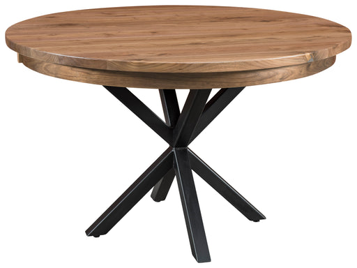 Brooklyn Single Pedestal Table