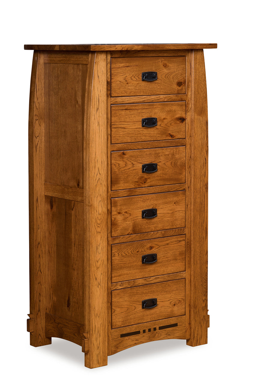 Colebrook 6 Drawer Lingerie Chest