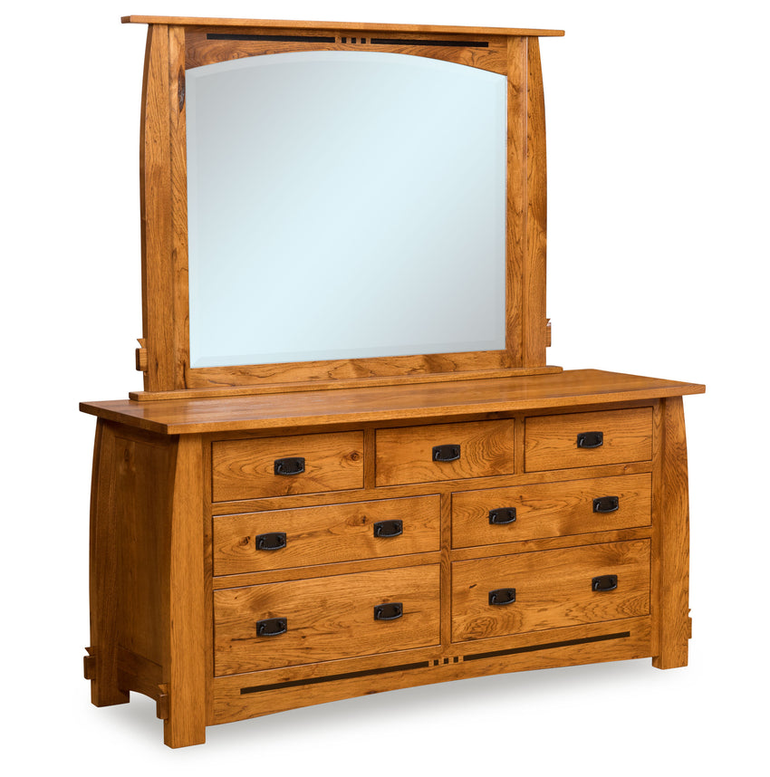Colebrook Mirror for 7 Drawer Dresser