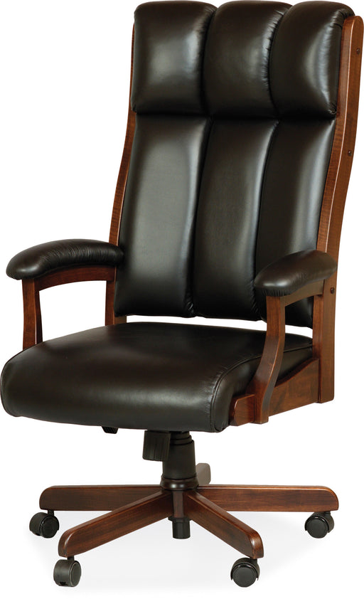 Clark Executive Chair (with gas lift)