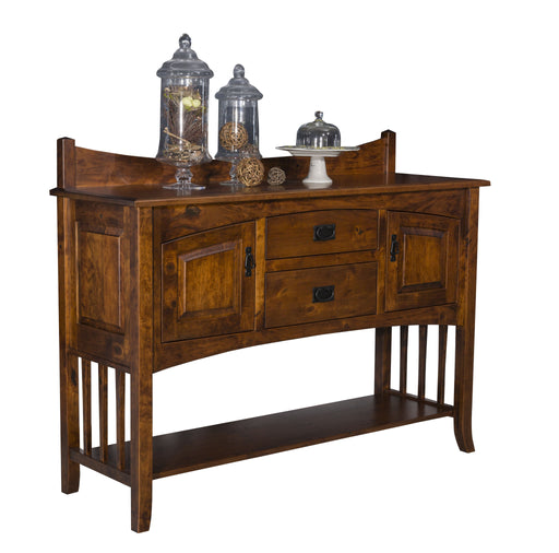 Cambria Open Sideboard