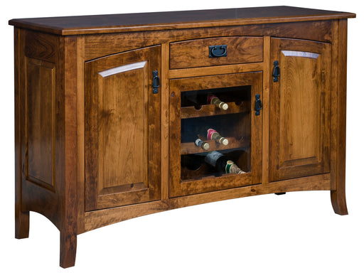 Cambria Wine Rack Sideboard