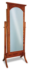 Carlisle Beveled Jewelry Mirror