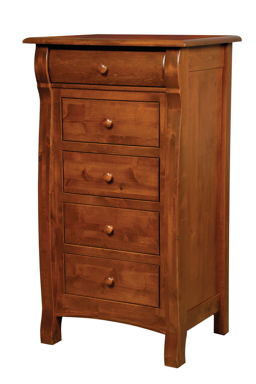 Castlebury 5 Drawer Lingerie Chest