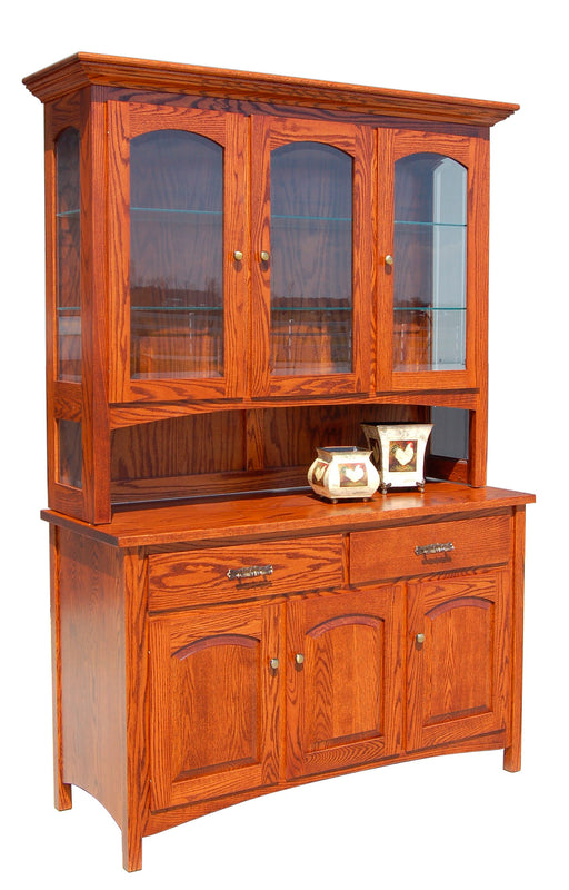 Country Shaker Hutch