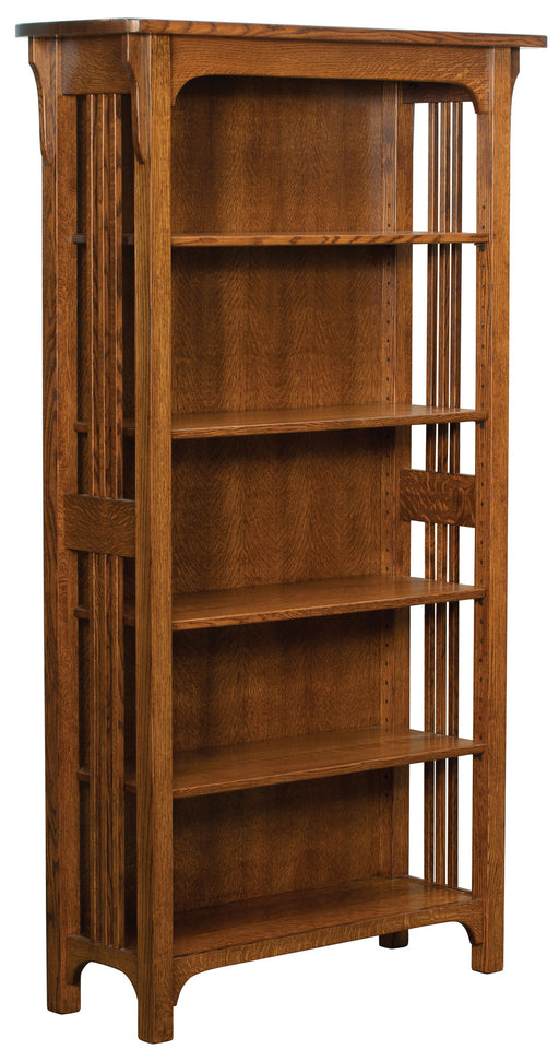 Craftsman Mission Bookshelf