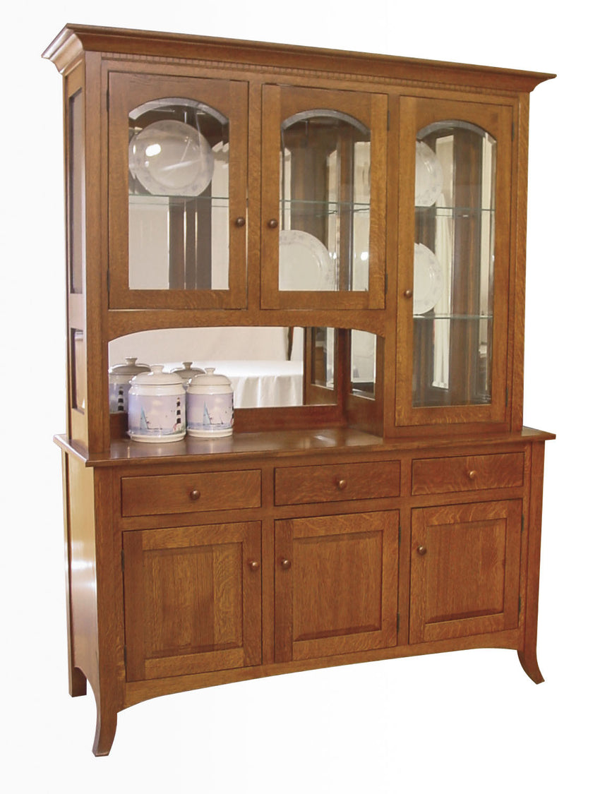 Curve Shaker Hutch