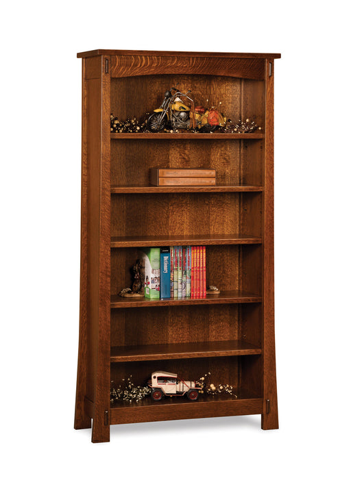 Modesto 5 shelf bookcase