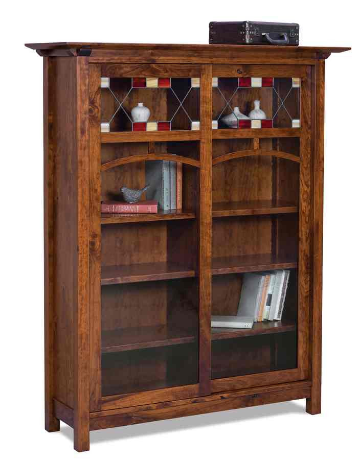 Boulder Creek 10 shelf bookcase