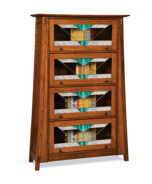 Colbran 4 door barrister bookcase