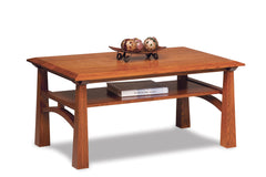 Artesa Open Coffee Table w/shelf