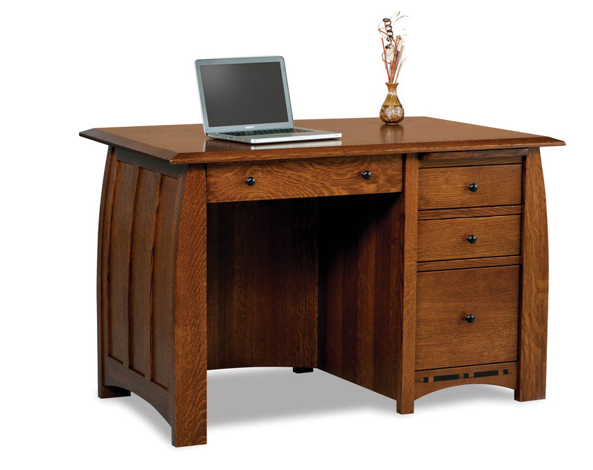 Boulder Creek 4 drawer desk