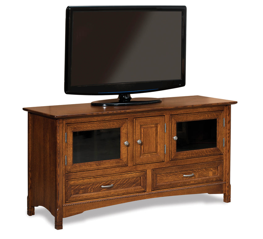 West Lake 3 door, 2 drawer LCD Stand