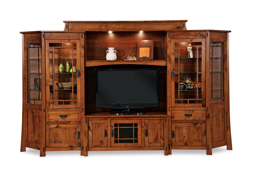 Modesto Wall Unit 6pc