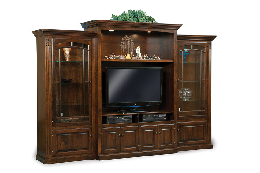 Victorian 3 Piece Wall Unit