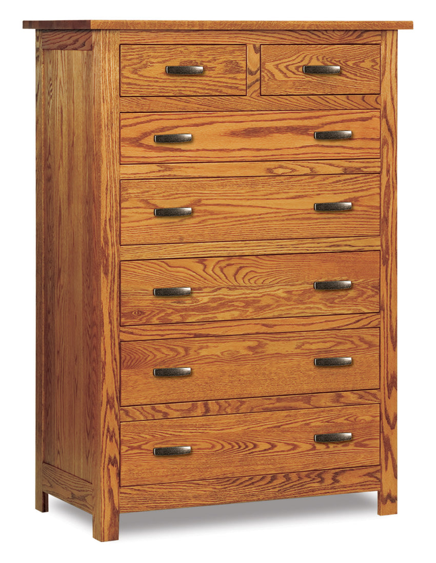 Flush Mission 7 Drawer Chest