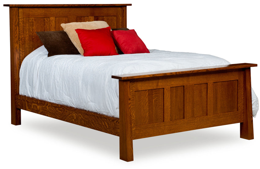 Freemont Mission Panel Bed (STR)
