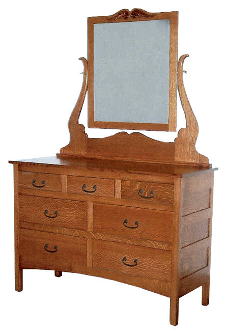 Granny Mission 7 Drawer Dresser