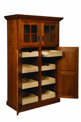 Stickley Heritage Mission 4 Door Pantry