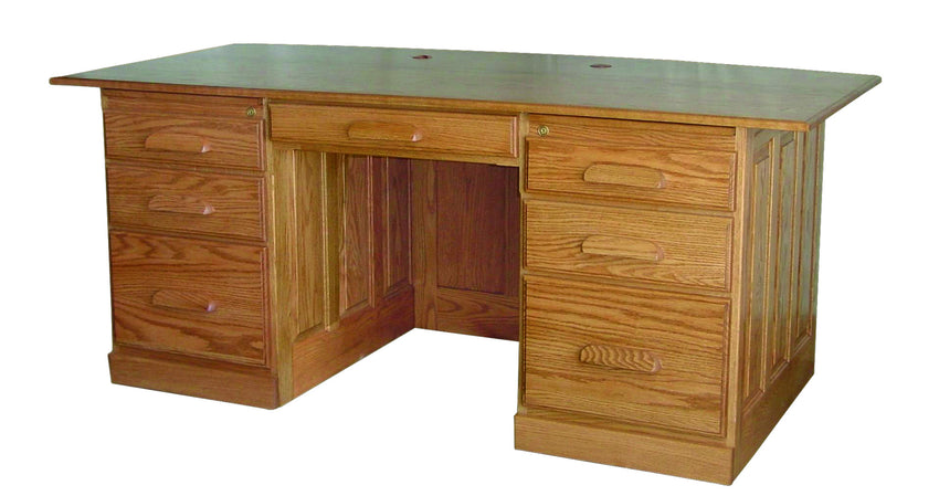 "72"" Traditional Executive Desk"