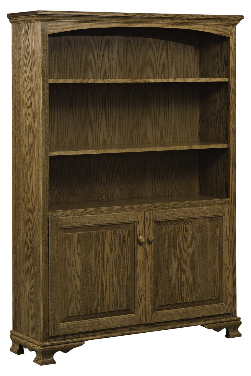Heritage Bookcase with Doors