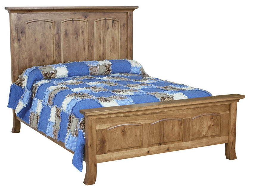 Homestead Bed with Low Footboard (SCHR)