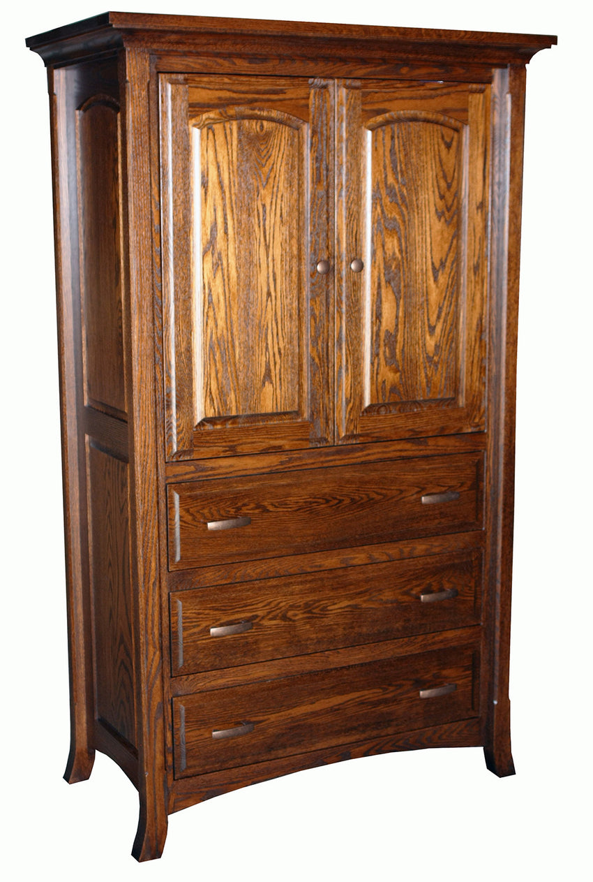 Homestead 3 Drawer Armoire
