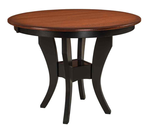 Imperial Single Pedestal Pub Table (WP)