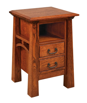 Artesa Open Nightstands