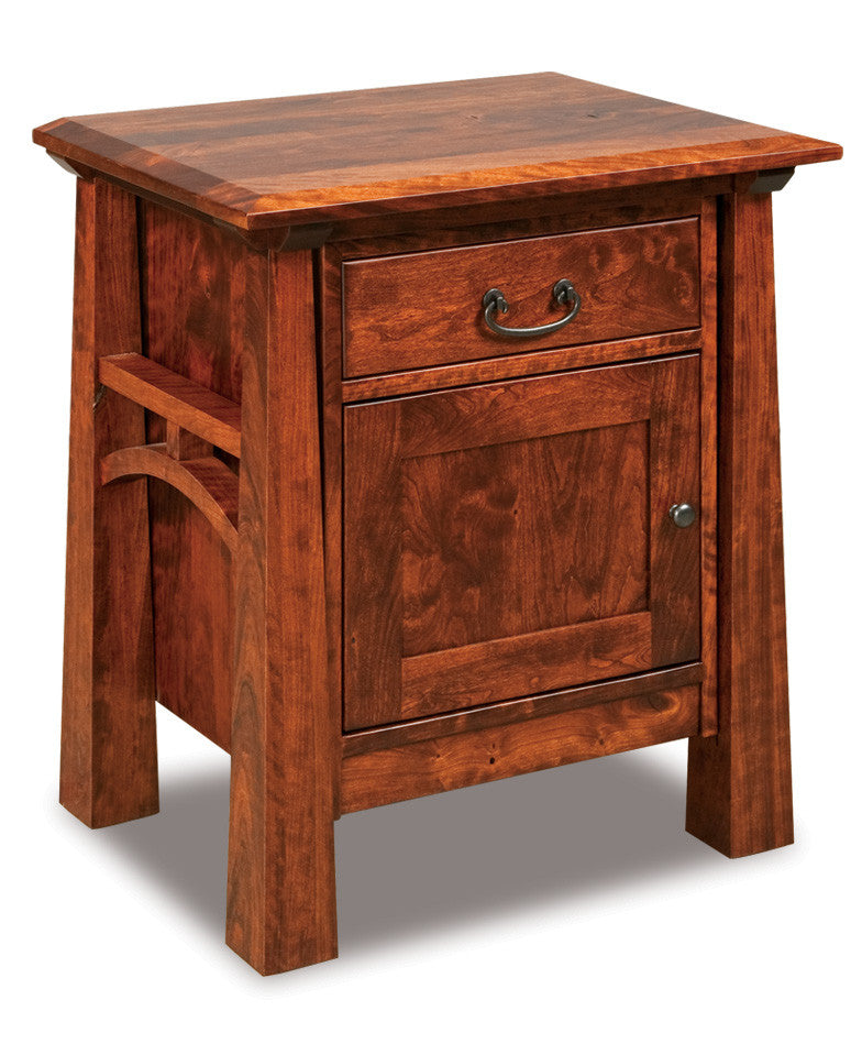 Artesa Closed Nightstands