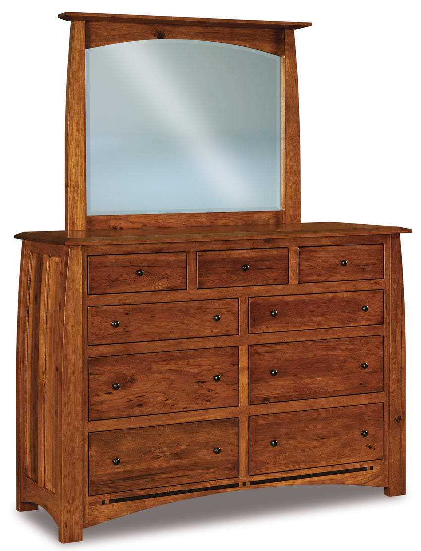 Boulder Creek 9 Drawer Dressers