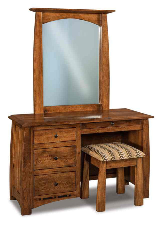 Boulder Creek 4 Drawer Vanity