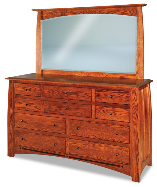 Boulder Creek 10 Drawer Dresser