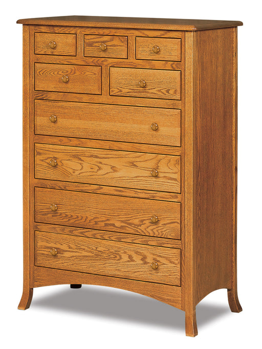Carlisle 9 Drawer Chest