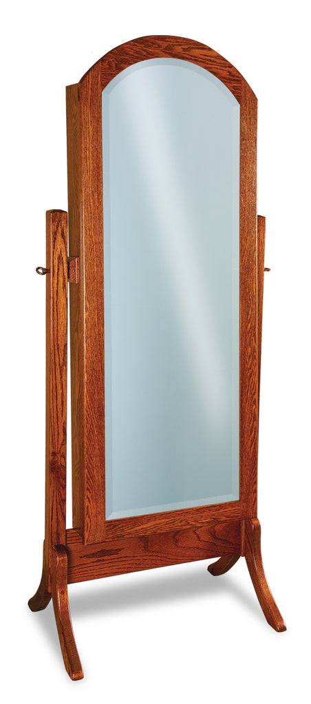 Carlisle Beveled Arched Jewelry Mirror
