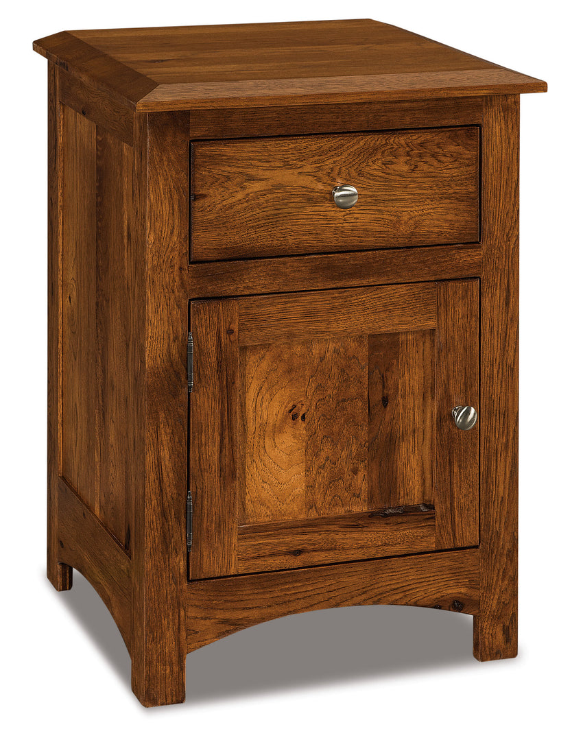 Finland Drawer and Door Nightstands