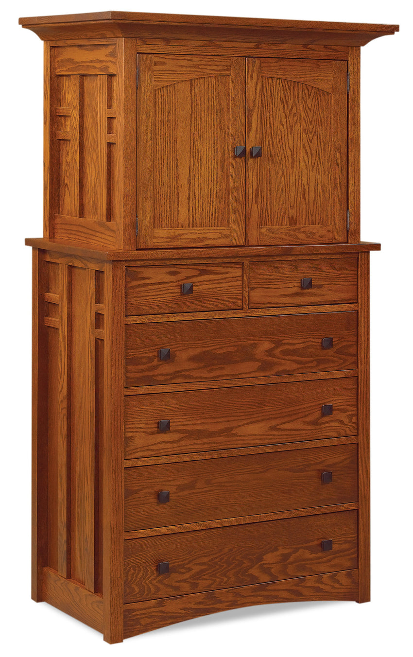 Kascade Chest Armoire 2pc