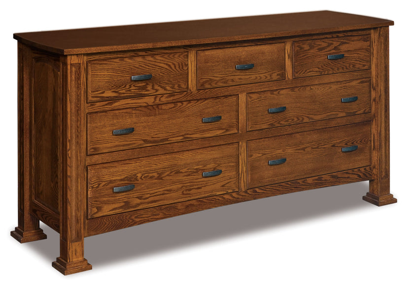 Lexington 7 Drawer Dresser
