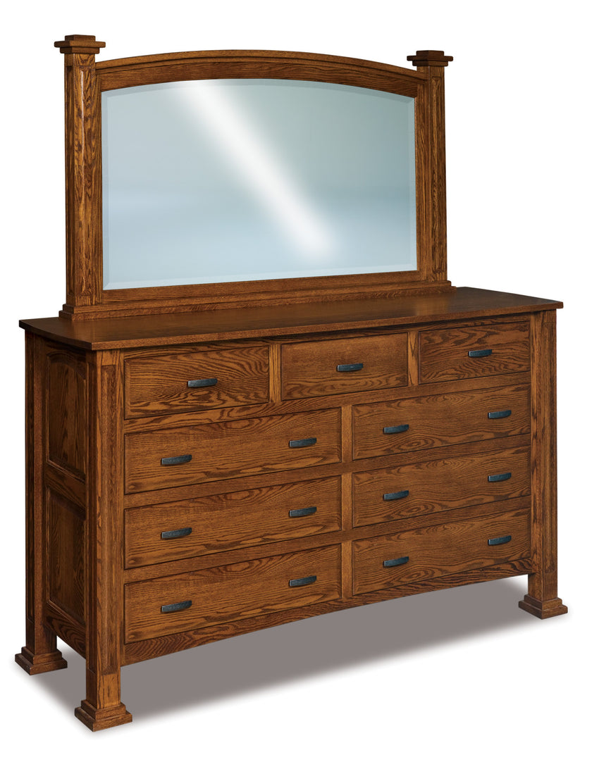 Lexington 9 Drawer Dresser