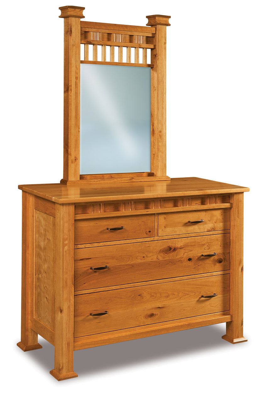 Sequoyah 4 Drawer Dresser
