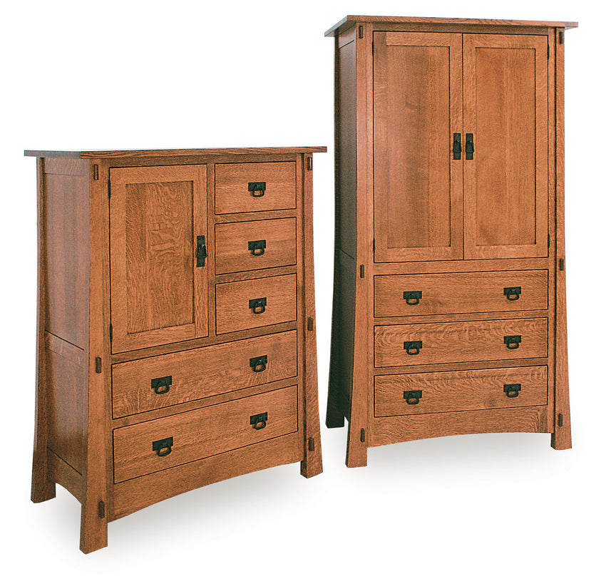 Modesto Chest, 1 Door, 5 Drawer
