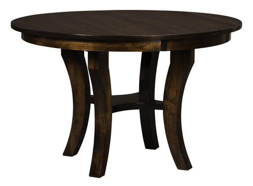 Madison Pedestal Table (IH)