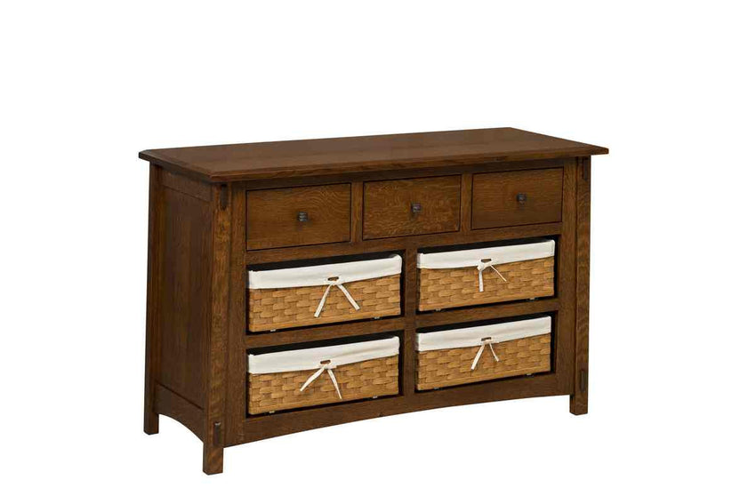 McCoy 6 Drawer Dresser/Changing Table
