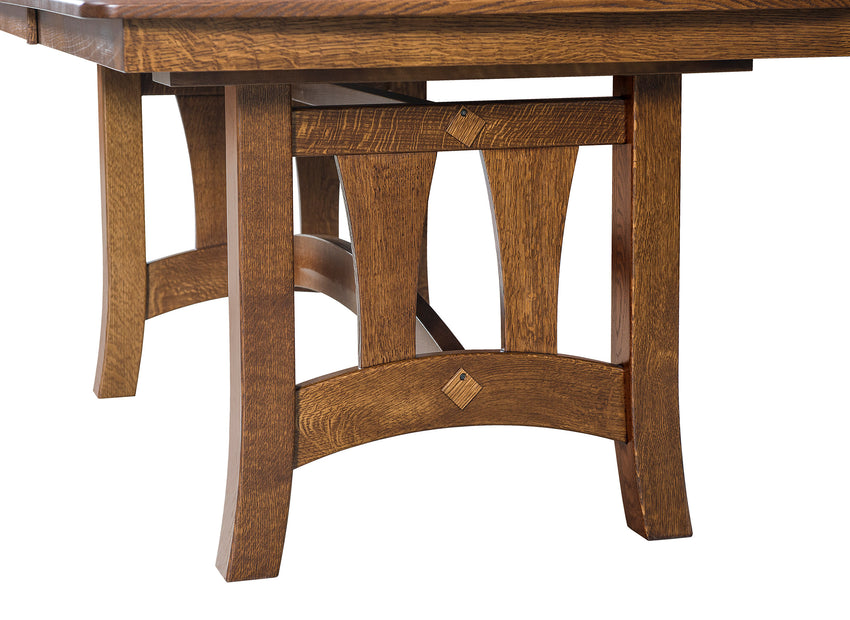 Naperville Trestle Table